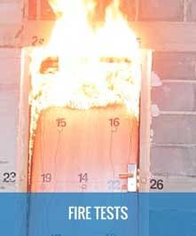 fire tests